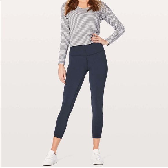 add0414be3 lululemon athletica Pants | Lululemon Align Pant Ii 25 True Navy ...